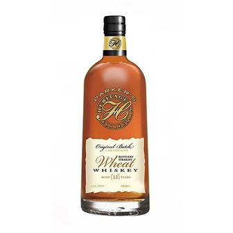 Parkers Heritage Wheat Whiskey 13 years Release 8 63.4% 75cl thumbnail