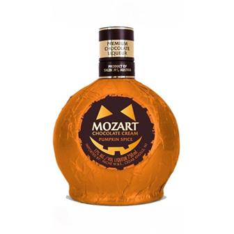 Mozart Chocolate Cream Pumpkin Spice 50cl 17% thumbnail