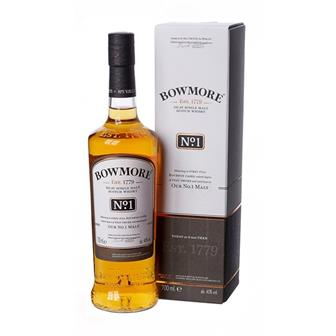 Bowmore No.1 Malt 40% 70cl thumbnail