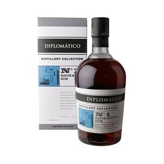Diplomatico No.1 Batch Kettle Rum 47% 70 thumbnail
