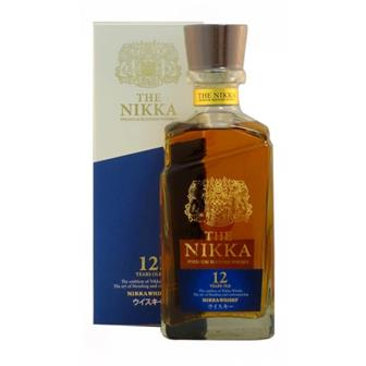 The Nikka 12 Year Old 43% 70cl thumbnail