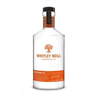 Whitley Neill Blood Orange Gin 43% 70cl thumbnail