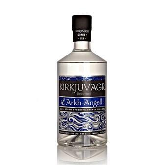 Kirkjuvagr Arkh-Angell Storm Strength Gin 57% 70cl thumbnail