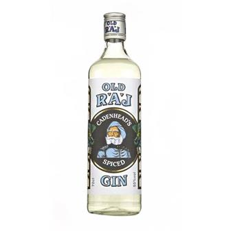 Old Raj Spiced Gin 55% 70cl thumbnail