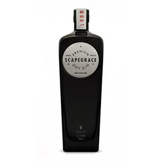 Scapegrace Dry Gin 42.2% 70cl thumbnail