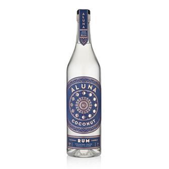 Aluna Coconut Rum 35% vol 70cl thumbnail
