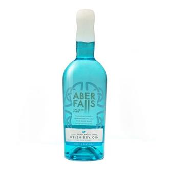 Aber Falls Welsh Dry Gin 41.3% 70cl thumbnail
