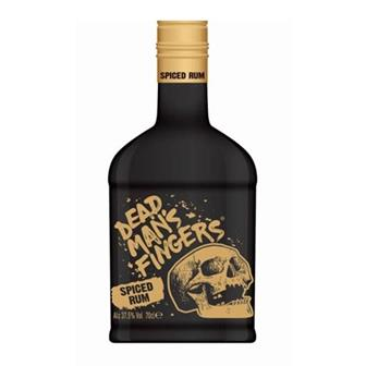 Dead Mans Fingers Spiced Rum 37.5% 70cl thumbnail