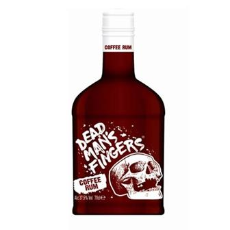 Dead Mans Fingers Coffee Rum 37.5% 70cl thumbnail