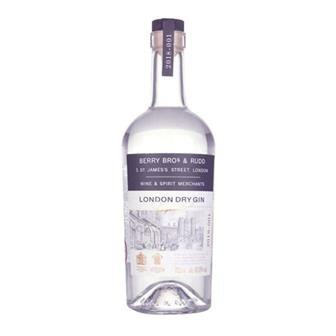 Berry Bros & Rudd London Dry Gin 40.6% 7 thumbnail