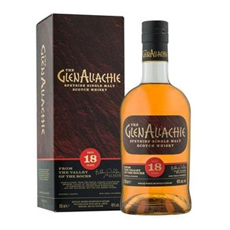 GlenAllachie 18 years old 46% 70cl thumbnail