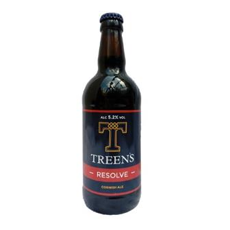 Treens Resolve Cornish Ale 500ml thumbnail