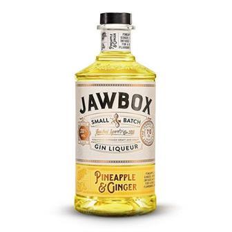 Jawbox Pineapple & Ginger Gin Liqueur 70cl thumbnail