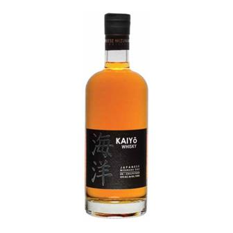 Kaiyo Original Mizunara Oak Japanese Whisky 70cl thumbnail