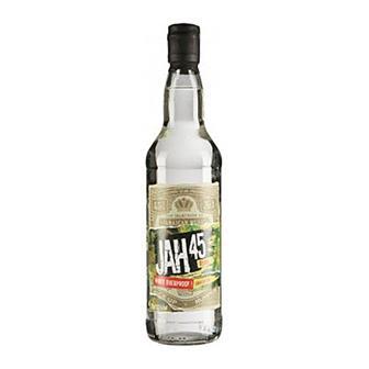Jah 45 Overproof Rum 63% 70cl thumbnail