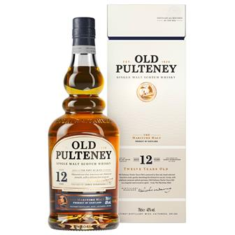 Old Pulteney 12 years old 46% 70cl (new) thumbnail