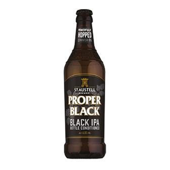 Proper Job Black beer 500ml 6% vol thumbnail