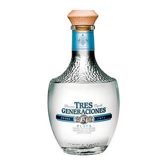 Sauza Tres Generaciones Plata Tequila 38% 70cl thumbnail