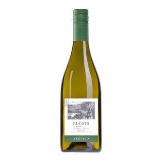 El Coto Blanco Rioja Verdejo 2017 75cl thumbnail