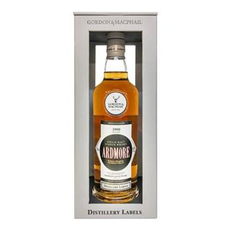 Ardmore 1998 Distillery Labels G&M 43% 7 thumbnail