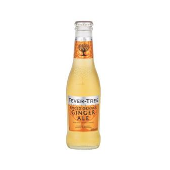 Fever Tree Spiced Orange Ginger Ale 200ml thumbnail