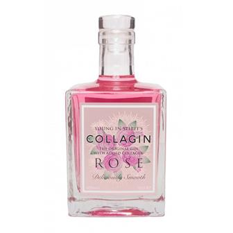 Collagin Pink Rose Gin 50cl thumbnail