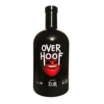Over Hoof Spiced Rum 66.6% 50cl thumbnail