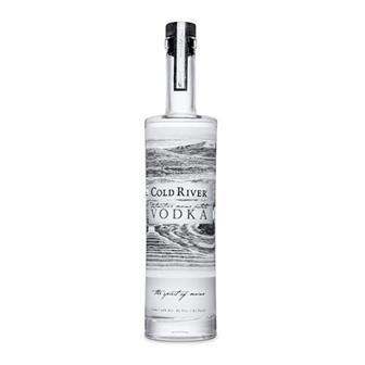 Cold River Vodka 40% 75cl thumbnail