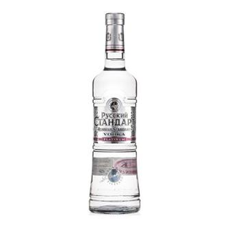 Russian Standard Platinum Vodka 40% 70cl thumbnail