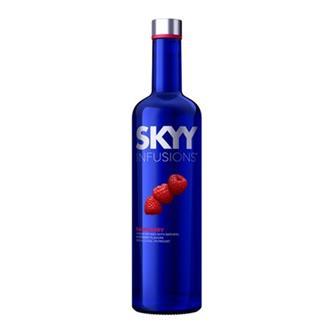 Skyy Infusions Raspberry Vodka 37.5% 70cl thumbnail