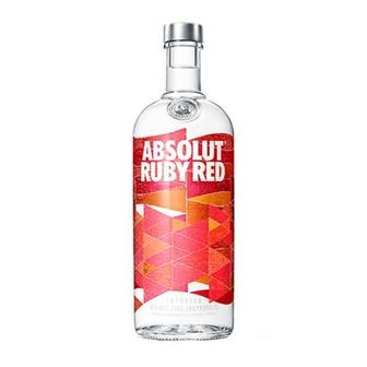 Absolut Ruby Red Vodka 40% 70cl thumbnail