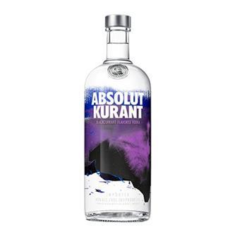 Absolut Kurant 40% 70cl thumbnail