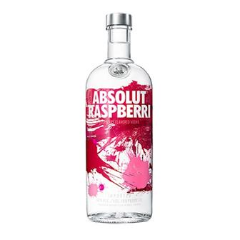 Absolut Raspberri Vodka 40% 70cl thumbnail