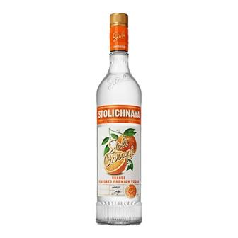 Stolichnaya Ohranj Vodka 37.5% 70cl thumbnail