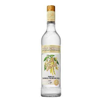 Stolichnaya Vanil Vodka 37.5% 70cl thumbnail