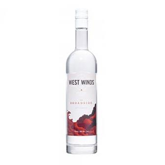 The West Wind Gin The Broadside 75cl thumbnail