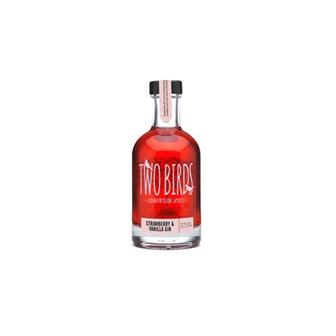 Two Birds Strawberry & Vanilla Gin 20cl thumbnail