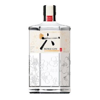 Roku Japanese Craft Gin 43% 70cl thumbnail