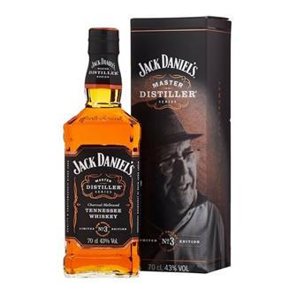 Jack Daniels Master Distillers No.3 43% 70cl thumbnail