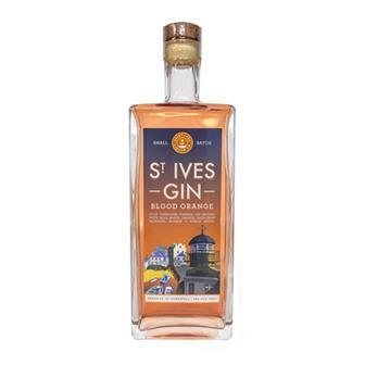 St Ives Blood Orange Gin 38% 70cl thumbnail