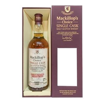 Bowmore 1989 18 Year Old Sherry Cask St thumbnail