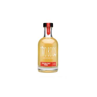 Two Birds Passion Fruit Vodka 29% 20cl thumbnail
