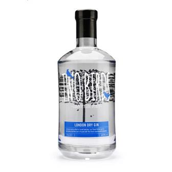 Two Birds London Dry Gin 40% 70cl thumbnail