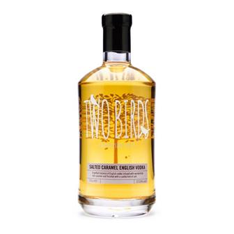 Two Birds Salted Caramel Vodka 37.5% 70cl thumbnail