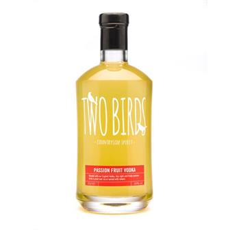 Two Birds Passion Fruit Vodka 70cl thumbnail