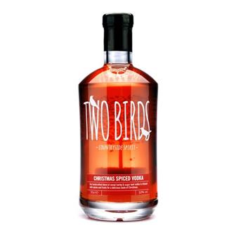 Two Birds Christmas Spice Vodka 70cl thumbnail