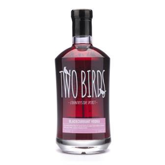 Two Birds Blackcurrant Vodka 32% 70cl thumbnail