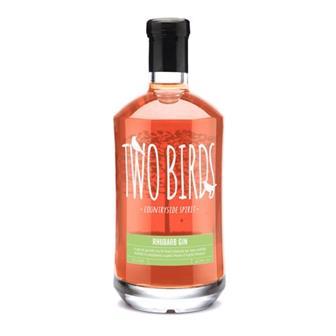 Two Birds Rhubarb Gin 42% 70cl thumbnail