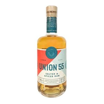 Union 55 Salted & Spiced Rum 41% 70cl thumbnail