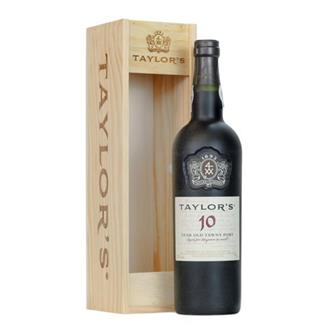 Taylors 10 years old Tawny Port 75cl thumbnail